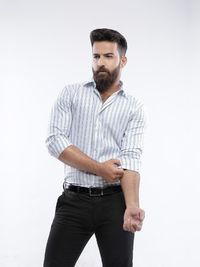 The Cress is the emerging top-notch clothing brand in Pakistan for men. You will find all kinds of shirts for men with wide range of colors and is not much expensive. Shirts that are trendy but not mediocre and made of the finest fabric. Shop from The Cre...
