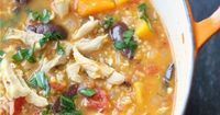 Top 10 Fall Winter Soups you can do in the crock pot