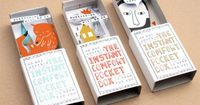 Little story boxes.