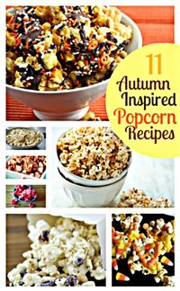 "From colorful ""monster mash"" popcorn mix to a beautiful Caramel-Toffee popcorn, you're sure to find a new favorite among these 11 hand-picked recipes!"
