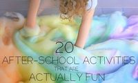 20 After-School Activities That Are Actually Fun