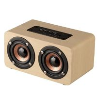 "SweetBeats�""� Wood Retro Wireless Speaker $49.99"
