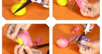 How to make a beanbag out of balloons and sand (for carnival games)