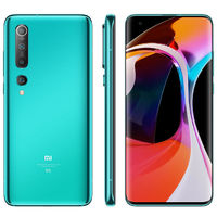 Xiaomi Mi 10 5G CN Version 108MP Quad Cameras 8K Video Recording 8GB 128GB 6.67 inch 90Hz Fluid AMOLED Display 4780mAh 30W Fast Charge Wireless Charge WiFi 6 NFC Snapdragon 865 Octa core 5G Smartphone