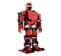 PiMecha - 17 DoF Raspberry Pi Humanoid Robot with LCD+camera (Assembled) is versatile, upgradeable and customizable with various parts, sensors, and cameras. Click here to know more