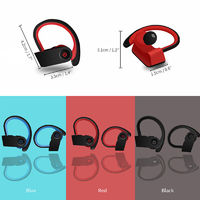 TWS-3 Wireless bluetooth 5.0 Headsets Super Bass Stereo Sports Earphone Handsfree With Mic for Phones