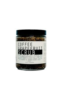 Coffee Grapefruit Scrub $18.00