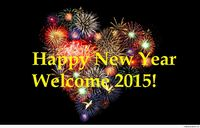 Free welcome 2015 card