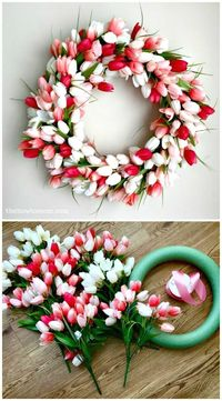 These 101 easy DIY Spring Decor Craft ideas and projects that will fit every particular interior decor and outdoor style for your DIY home decor and would help