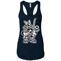 Samurai - Movies Art - Women's Racerback Tank Top $19.97