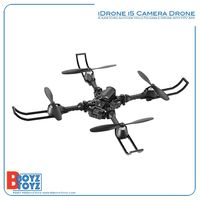 iDrone i5 Camera Drone - 6-Axis Gyro Altitude Hold Foldable Drone with FPV App £47.99