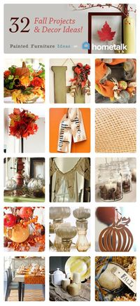 It's finally the time of year to start thinking about fall decor! There are lots of great ideas floating around�€� Read more »