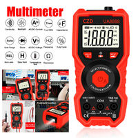 TA801C 6000 Counts Multimeter High Precision Automatic Digital Ammeter Table AC and DC Universal Multifunction