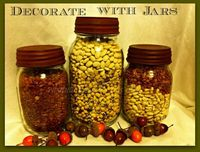 Decorate with Jars