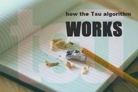 So how does the Tsu Algorithm work?  What is it about algorithms that keeps them shrouded in mystery. Withthe Google Search algorithm everyone spends there time trying to crack the code of success to get page one rankings, there are endless theory&r...