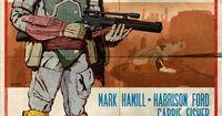 Howdy, Cow Pokes: Original Star Wars Trilogy Imagined As Spaghetti Western Movie Posters (I Love Spaghetti FYI)   Geekologie