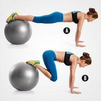 One trainer's favorite moves for flattening that tricky spot
