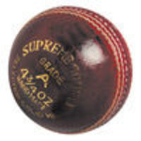 NEWBERY County Cricket Ball (Red/White) Grade A leather cricket ball4 layers of cork and wool with cork and rubber core http://www.comparestoreprices.co.uk/cricket-equipment/newbery-county-cricket-ball-red-white-.asp