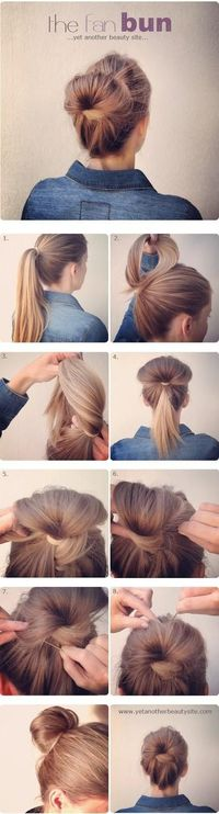 Perfect for long hair!!