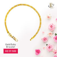 This bracelet excellent gift for Birthday, Naming Ceremony and Festivals celebrations.