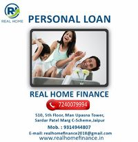Looking for the best deal on Car Loan In Jaipur? Real Home Finance is a leading Personal Loan Provider In Jaipur. We are ready to help you with our best services. Apply for Home Loan In Jaipur.
