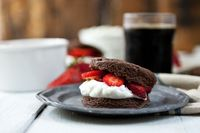 Chocolate Stout Strawberry Shortcakes | eHow Food