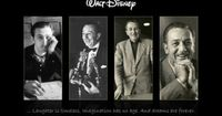 Walt Disney; the man who packaged magic and happiness into something solid.