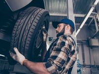 If you're considering customizing your ride with new wheels / rims, you found the best place from paint, custom designs to alignments and repairs. ... WhatsApp or Call us directly at +971551681948 (Link in Bio) or Drop us a direct message...