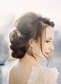 Hushed Commotion Bridal Accessories 2013 Debut / Jen Huang Photography via