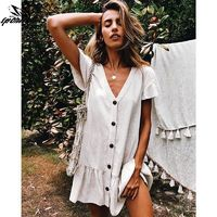 White Beach Cover up for Bright view $25.98