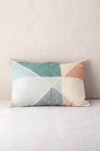 Shop Crewel Colorblock Bolster Pillow at Urban Outfitters today. We carry all the latest styles, colors and brands for you to choose from right here.