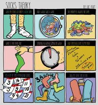 """Socks Theory"". By Lucas Levitan"
