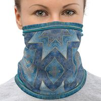 Mask Neck Gaiter Unisex Face Cover | Multi-functional accessory | Boho Chic Floral Bandana Headband Balaclava Beanie for Women and Men $17.95