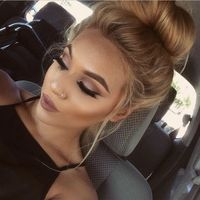 Repin if you like this daily makeup idea