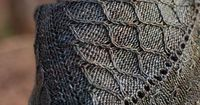 Ravelry: Project Gallery for Lattice pattern by Rose Beck