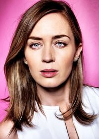 emily blunt and pink