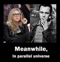 Big Bang Parallel Universe