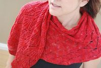 Red Emperor by Ailsa Daly via Ravelry