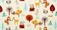 #Toddler bedding festive by PunkeyMonkey, $68.00
