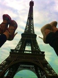If/when I go to Paris, like actually leaving the airport, I want to do this. So fun.