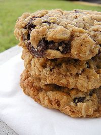 This is the best oatmeal cookie recipe I have ever made. I can't find it on the Quaker website anymore. The nutmeg really adds greatness!