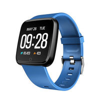XANES Y7 1.3'' IPS Screen IP67 Waterproof Smart Bracelet Sleep Heart Rate Blood Pressure Monitor Smart Watch