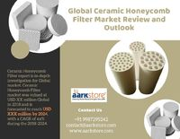 As the demand for honey increases in the food processing industry, the ceramic honeycomb filter market also views a considerable growth in the last few years. See what are the new trends and developments in the global ceramic honeycomb filter market.