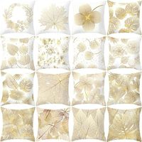 Soft Leaves Pillow Case $12.99