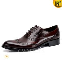 CWMALLS Men Leather Brogues Oxfords CW716228
