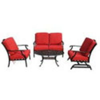 Kontiki Conversation Sets - Metal Sofa Sets