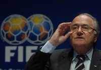 FIFA Officials Arrested Over Corruption Charges