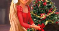 They need to make a tangled Christmas movie!!!!!
