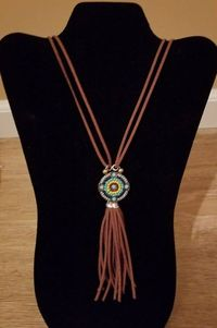 Indian Outlaw Necklace $12.00