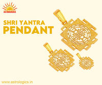 Shri Yantra Pendant  Buy Shri Yantra Pendant / Necklace handmade bead 25mm with adjustable chain for Men and Women online at the best price in India on Astrology. Shop online for Shri Yantra Pendant / Necklace handmade bead 25mm with adjustable chain fo...